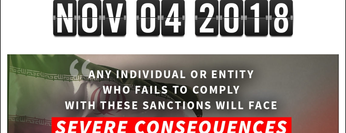 The sanctions countdown clock is ticking