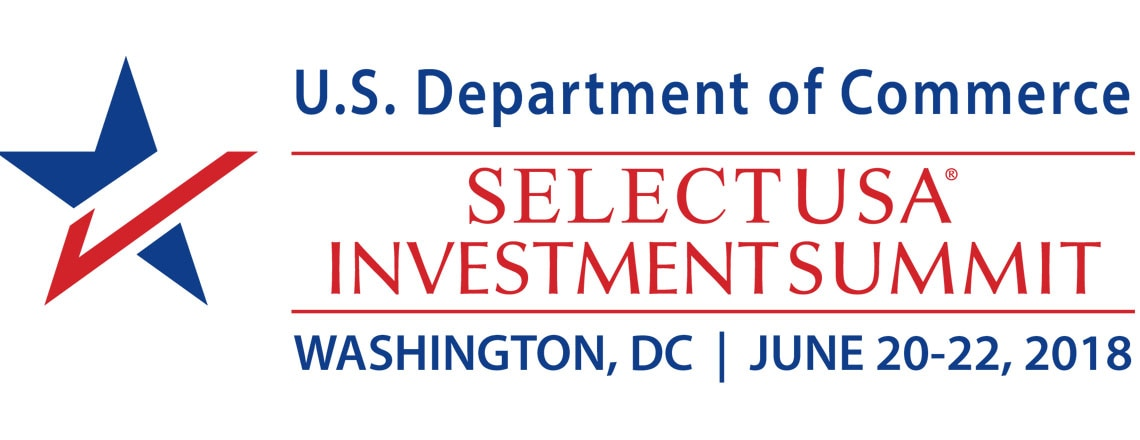 Apply now for the 2018 Select USA Investment Summit!
