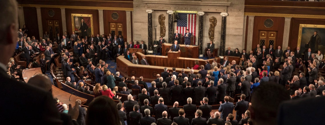 President delivers the State of the Union address